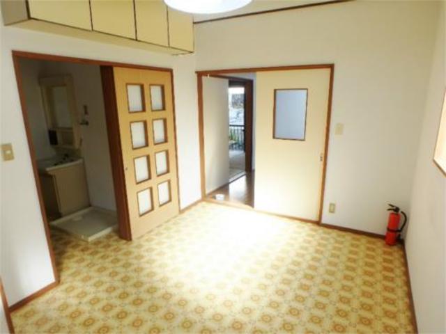 コーポ山城居室