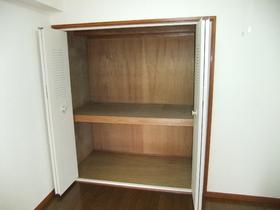 洋室4.5畳収納