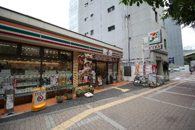 セブンイレブン大阪鶴野町店