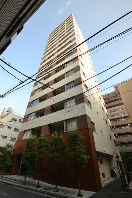 アパートメンツタワー麻布十番の外観画像