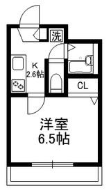 アステラ・キョーエー3階Fの間取り画像