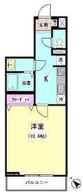 エスポワール田園調布�U 303号室