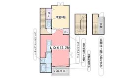 橋本駅 徒歩38分3階Fの間取り画像