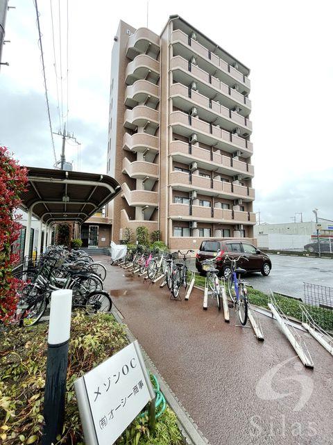 八尾市美園町1丁目の賃貸マンションの外観