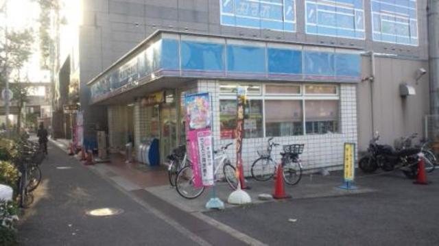 オークハイツ ローソン川俣店