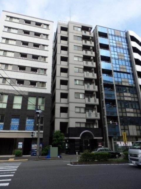 グリフィン横浜・ベイブリーズの外観画像