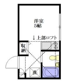 my plan高円寺A1階Fの間取り画像