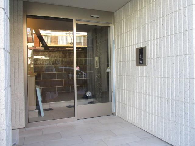 NewSafole武蔵新城エントランス