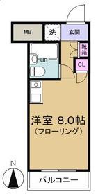 ★新入学生にオススメの洋室8帖のお部屋です★