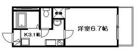 角部屋・東向き