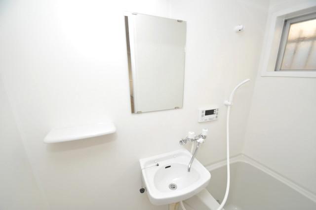 長田3-1-35 貸家 小さいですが洗面台ありますよ