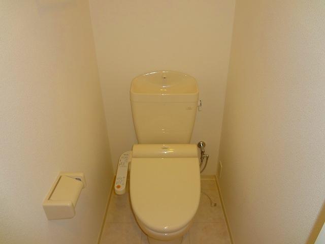 プライムヒルズ霞ヶ丘トイレ