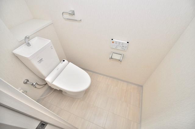 TSカーサテルッツオ スタンダードなトイレは清潔感があって、リラックス出来ます。