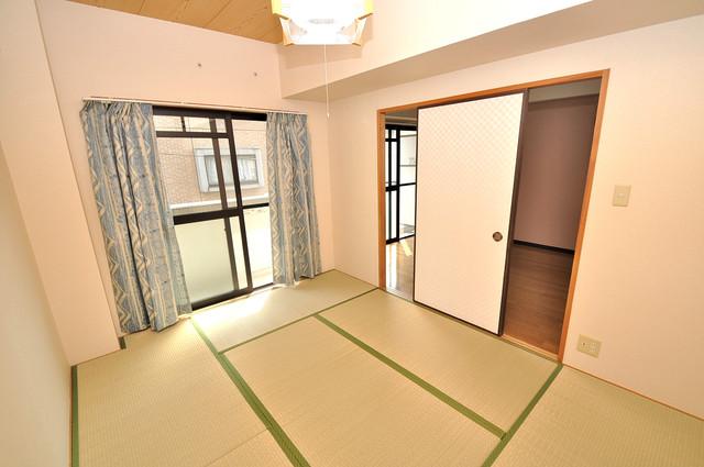 カーサヴェルデ もうひとつのくつろぎの空間、和室も忘れてません。