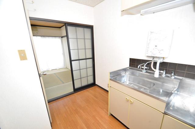 ミツワハイツⅠ シンプルな単身さん向きのマンションです。