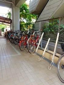 日吉本町駅 徒歩27分共用設備