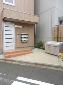 西横浜駅 徒歩3分エントランス