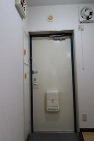 玄関!下駄箱付き!