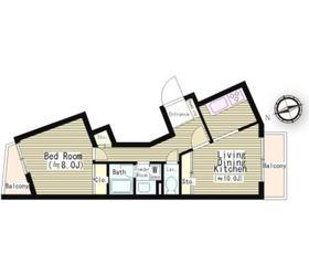 リンズハウス 208号室
