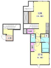 グランハイム 301号室