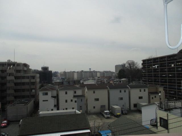 西高島平駅 徒歩10分景色