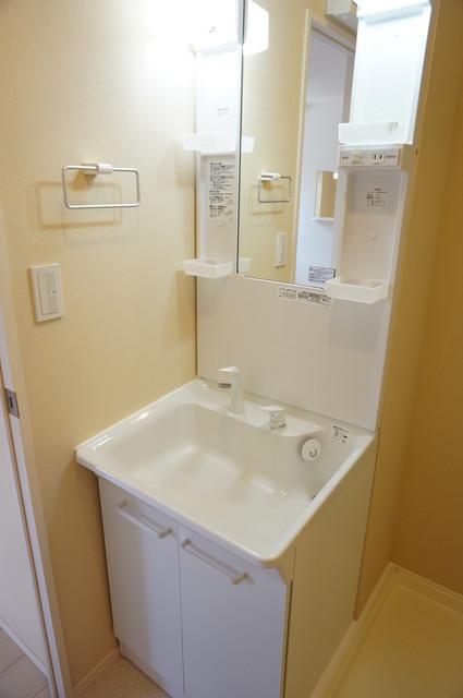 レルシアコートA洗面所