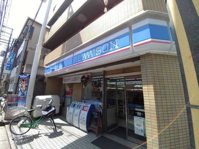 ハイツ ニッサク  ローソン小若江2丁目店