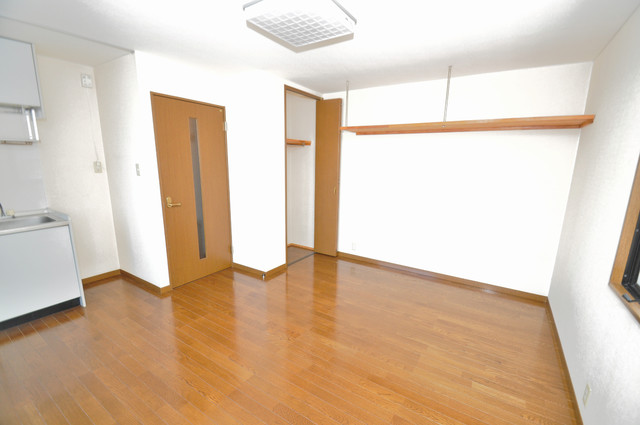 グランドール永和 解放感があるオシャレなお部屋です。