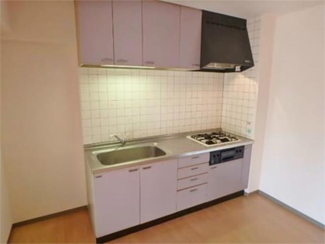 FIFTH FRONTIER(フィフスフロンティア)キッチン