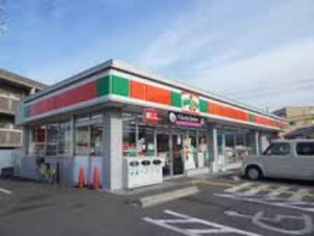 サンクス堺土師店