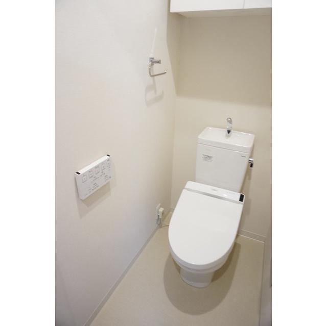 グランディール渋谷神泉トイレ