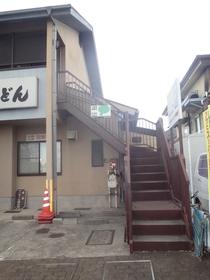 グランパレス横田エントランス