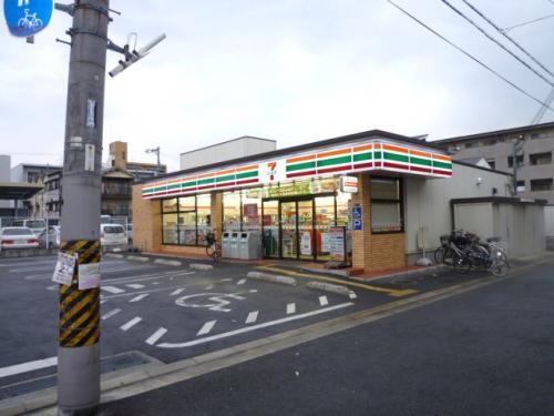 ジュネス八戸ノ里 セブンイレブン東大阪小阪3丁目店