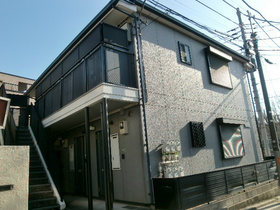 中井駅 徒歩18分エントランス