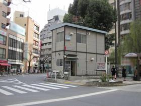 日暮里駅駅前交番
