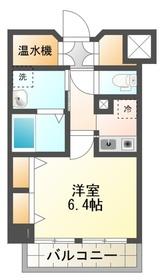 NNビル5階Fの間取り画像