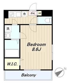 リブリグラーシア3階Fの間取り画像