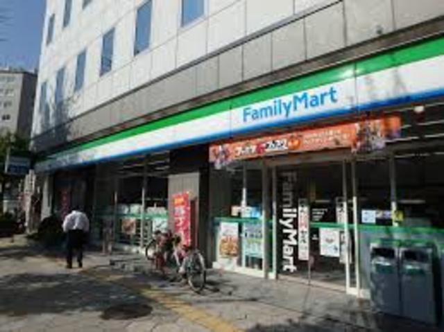 ファミリーマート天王寺生玉町店