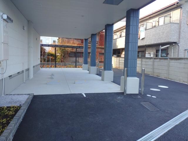 (シニア限定)yzikegamiⅡ駐車場