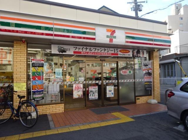 セブンイレブン大阪中川3丁目店