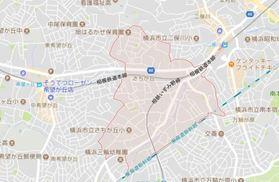 コラーレ二俣川案内図