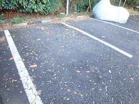 カーサグランデ駐車場