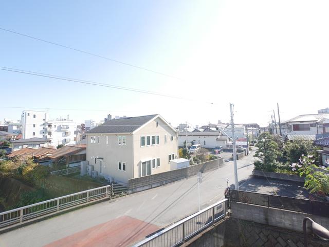 相武台アイランドハイツ景色