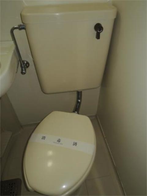 スカイコート西横浜4トイレ