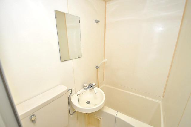 アリーヴェデルチ小阪 小さいですが洗面台ありますよ