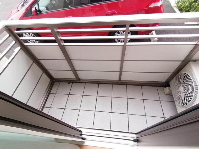 シャーメゾン八幡2丁目設備