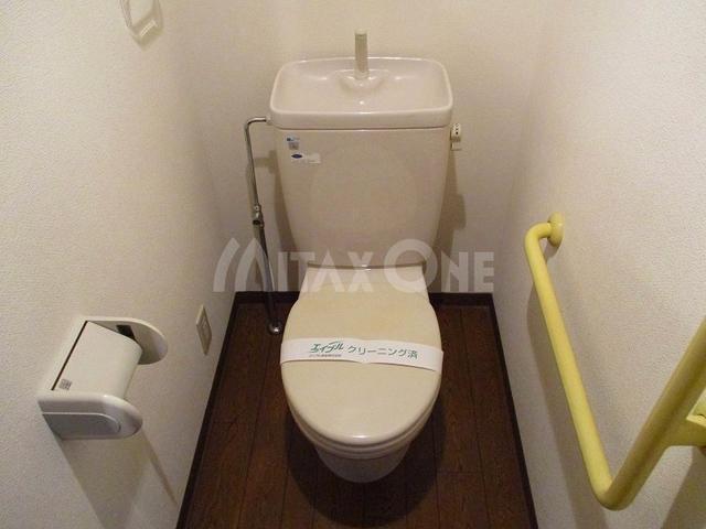 フレグランス稲田堤トイレ