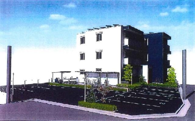 フローリア江戸川駐車場