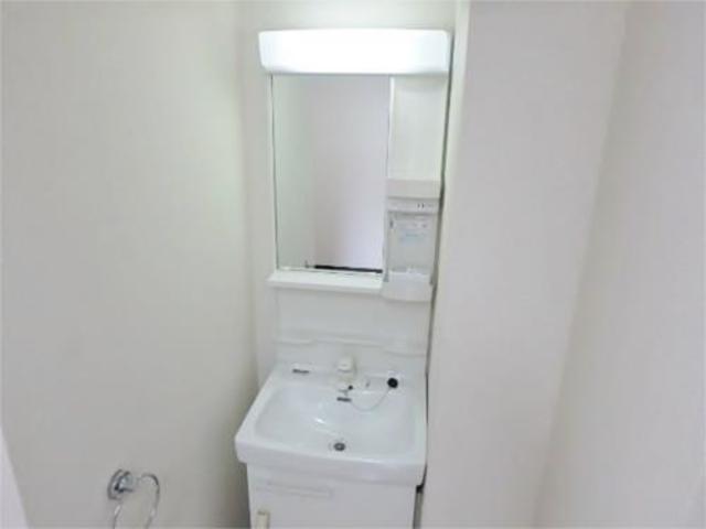 サンハイツI洗面所