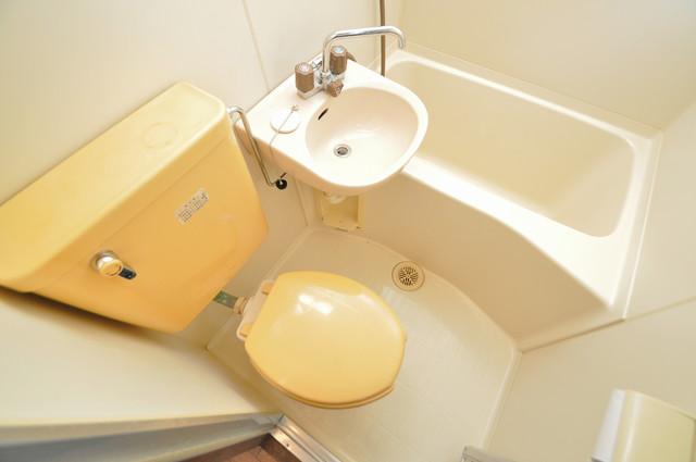 コボックス シャワー一つで水回りが掃除できて楽チンです